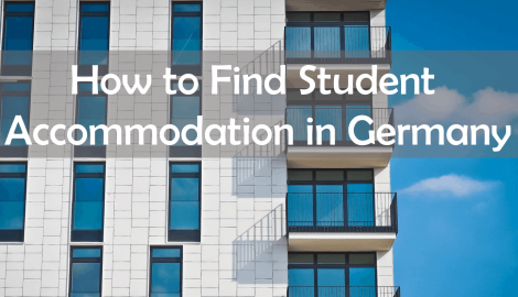 How to find student accommodation in Germany